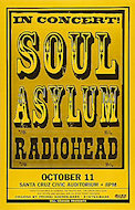 Soul Asylum Poster