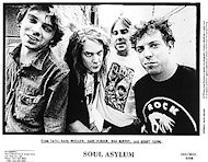 Soul Asylum Promo Print