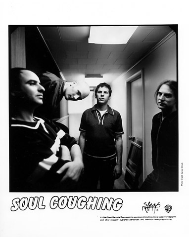 Soul Coughing Promo Print