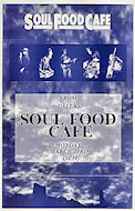 Soul Food Cafe Poster