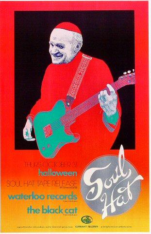 Soul Hat Poster
