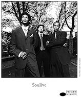Soulive Promo Print