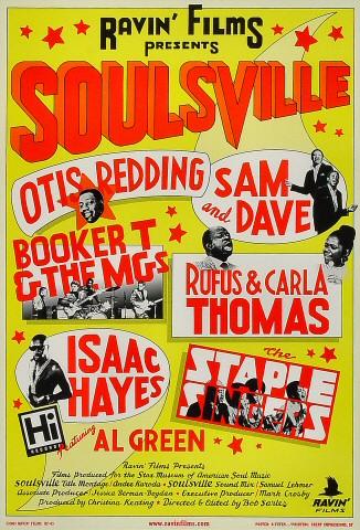 Soulsville Poster