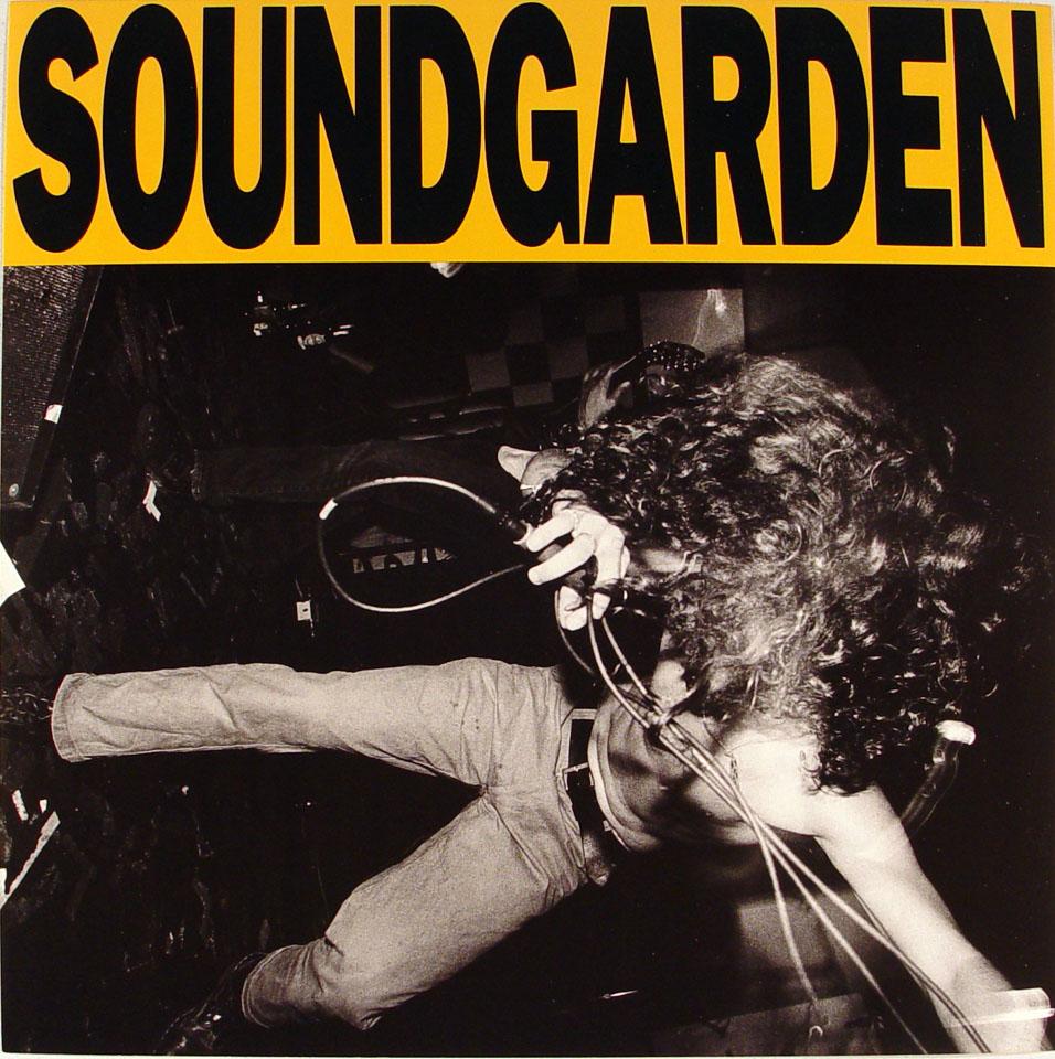 Book Of Love Album Cover : Soundgarden album flat