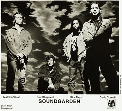 SoundgardenPromo Print