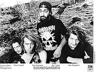 Soundgarden Promo Print