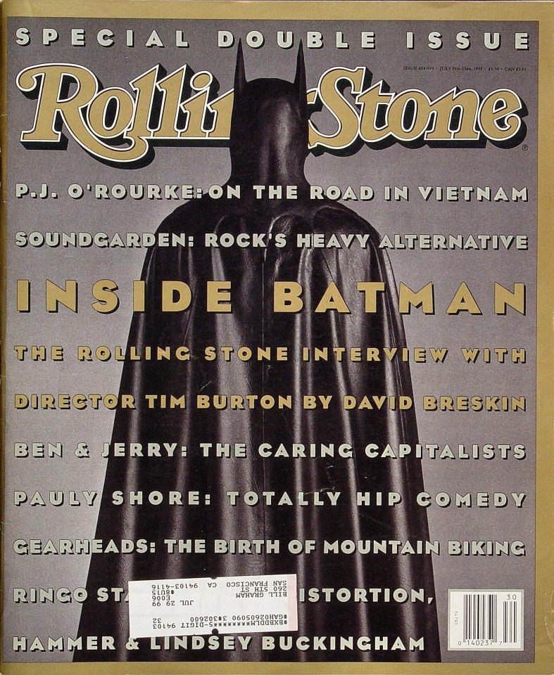 SoundgardenRolling Stone Magazine