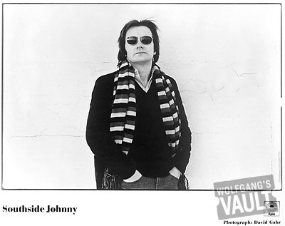 Southside Johnny Promo Print