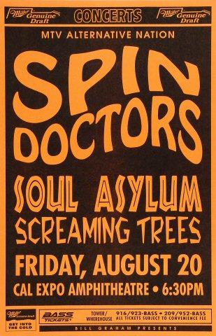 Spin DoctorsPoster