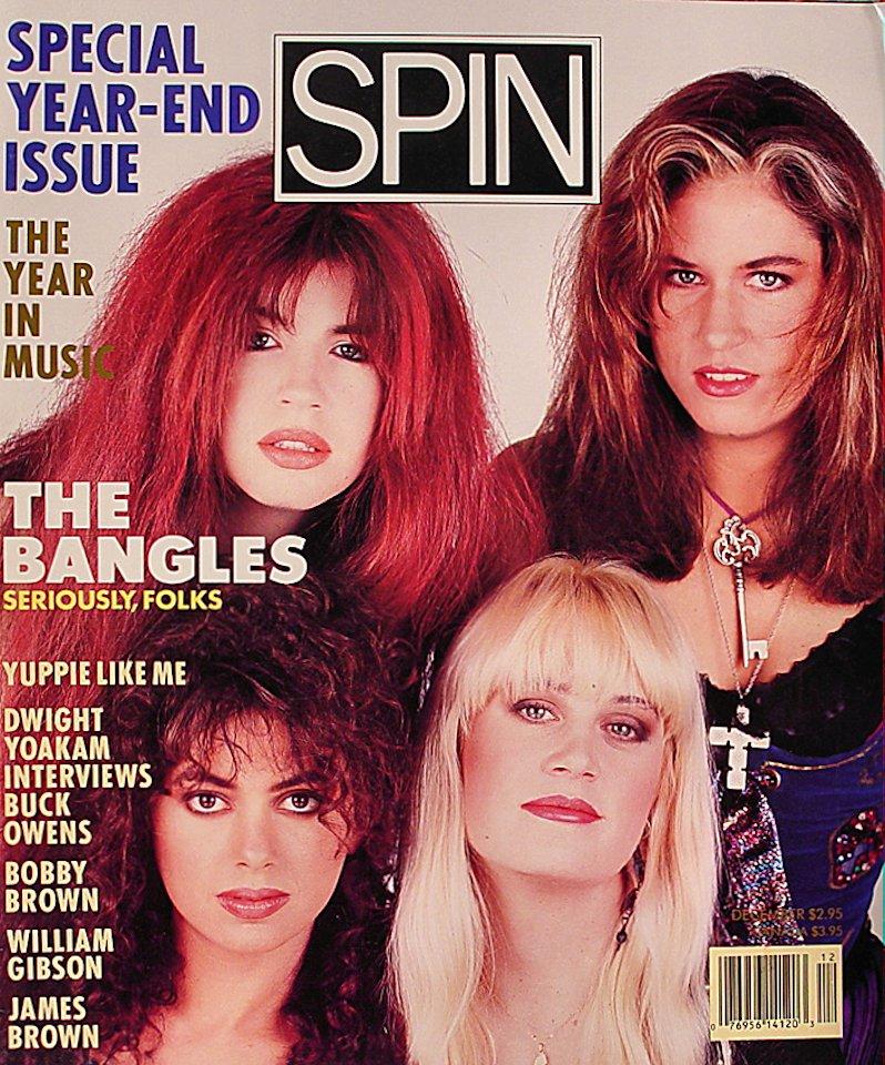 Spin Magazine