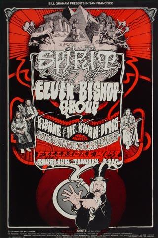 Spirit Handbill