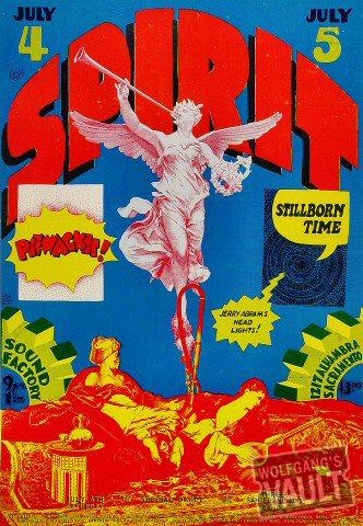 Spirit Poster