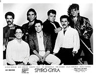 Spyro Gyra Promo Print