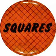 Squares Vintage Pin