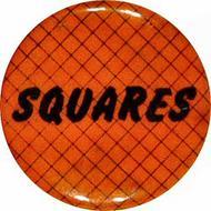 Squares Vintage Pin
