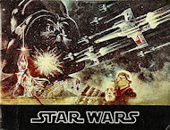 Star Wars Souvenir Program Program