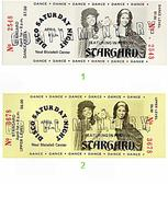 Stargard 1970s Ticket