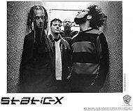 Static-X Promo Print