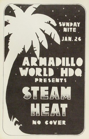 Steam Heat Poster