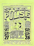 Steel Pulse Handbill