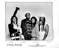 Steel Pulse Promo Print