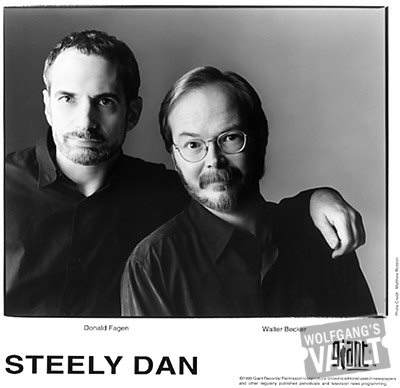Steely DanPromo Print