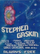 Stephen Gaskin Poster