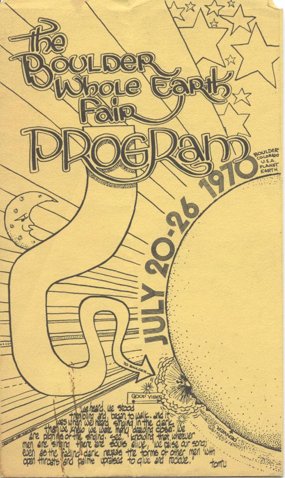 Stephen Gaskin Program