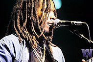 Ziggy Marley & the Melody Makers Fine Art Print