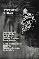 Stephen Stills Poster
