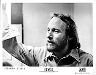 Stephen Stills Promo Print