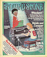 Stephen Stills Rolling Stone Magazine