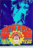 Steppenwolf Handbill