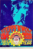Steppenwolf Handbill