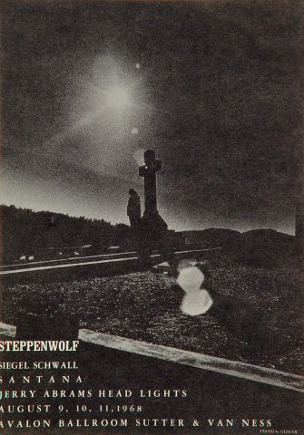 Steppenwolf Postcard