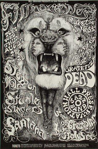 Steppenwolf Poster