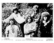Steppenwolf Promo Print