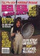 Steve Harris Magazine