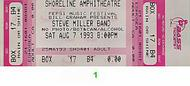 Steve Miller Band 1990s Ticket