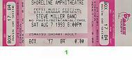 Steve Miller Band 1990s Ticket
