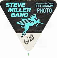 Lou Gramm Backstage Pass