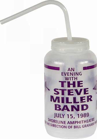Steve Miller Band H2O Bottle