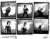 Steve Miller Band Promo Print