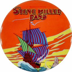 Steve Miller BandRetro Pin