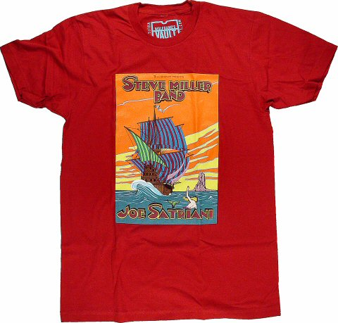 Steve Miller Band Women's Retro T-Shirt