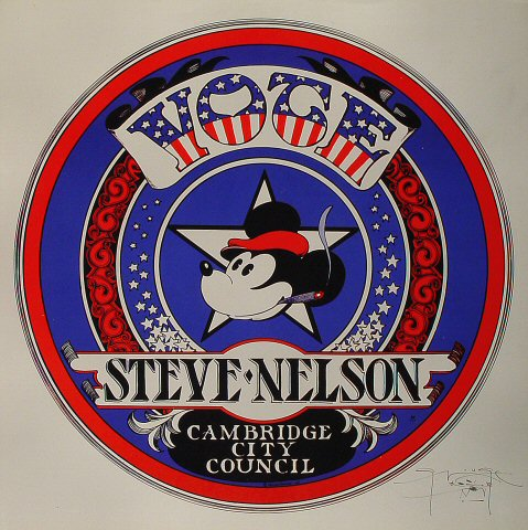 Steve NelsonPoster