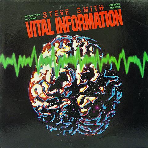Steve Smith Vinyl (Used)