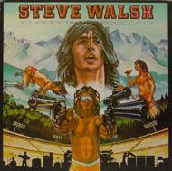 """Steve Walsh Vinyl 12"""" (Used)"""