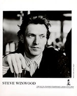Steve Winwood Promo Print