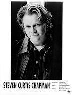Steven Curtis Chapman Promo Print